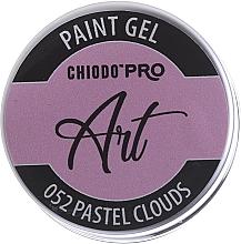 Perfumería y cosmética Gel para decoración de uñas - Chiodo Pro Art Paint Gel