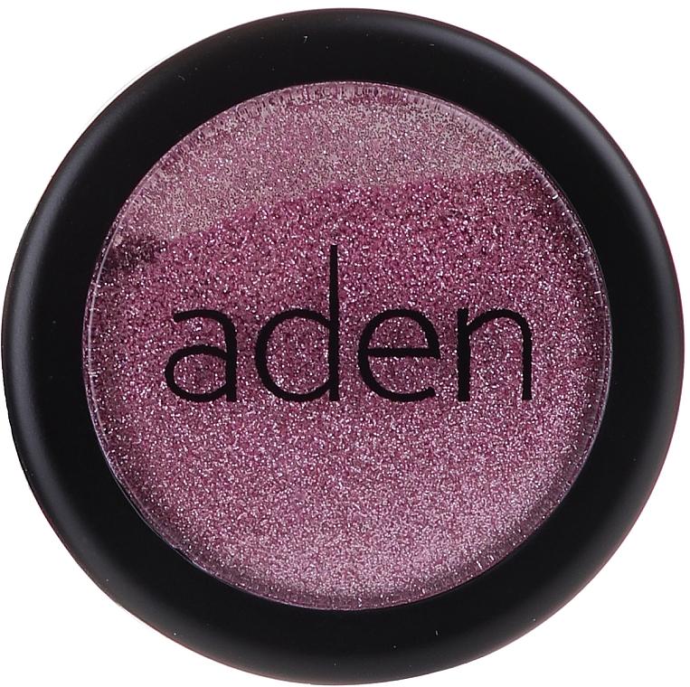 Purpurina suelta para rostro, uñas y cuerpo - Aden Cosmetics Glitter Powder