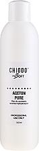 Perfumería y cosmética Acetona pura para esmalte de uñas híbrido - Chiodo Pro Soft Aceton Pure