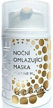 Perfumería y cosmética Mascarilla facial de noche rejuvenecedora - Le Chaton Night Rejuvenating Face Mask Platine M