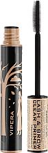 Perfumería y cosmética Prebase en gel para cejas y pestañas - Vipera Lash&Brow Gel Primer