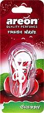 Perfumería y cosmética Ambientador de coche, cereza - Areon Fresh Wave Cherry