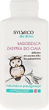 Perfumería y cosmética Polvo corporal hipoalergénico sin talco con almidón de maíz - Sylveco Body Powder Hypoallergic