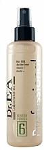 Perfumería y cosmética Leche para cabello con extracto de aloe, vitamina E y queratina - Dr.EA Keratin Series 6 Hair Milk