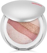 Perfumería y cosmética Polvo & colorete compacto cocido - Pupa Luminys Baked All Over