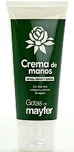 Perfumería y cosmética Crema de manos con aloe vera, colágeno y extracto de regaliz - Mayfer Perfumes Hand Cream