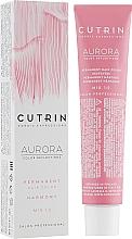 Perfumería y cosmética Crema colorante permanente de cabello (sin oxidante) - Cutrin Aurora Color Reflection