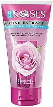 Perfumería y cosmética Exfoliante facial anti puntos negros con extracto de rosas - Nature Of Agiva Roses Hydra Plus Micellar Face Wash