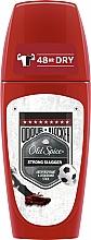 Perfumería y cosmética Desodorante roll on antitranspirante para hombre, aroma cítrico - Old Spice Odour Blocker Strong Slugger