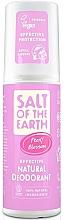 Perfumería y cosmética Spray desodorante natural con flor de peonía - Salt of the Earth Peony Blossom Spray