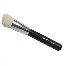 Perfumería y cosmética Brocha para maquillaje en polvo o bronceador, H03 - HLD