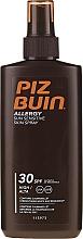Perfumería y cosmética Spray protector solar hidratante con complejo protector único SPF 30 - Piz Buin Allergy Sun Sensitive Skin Spray SPF30