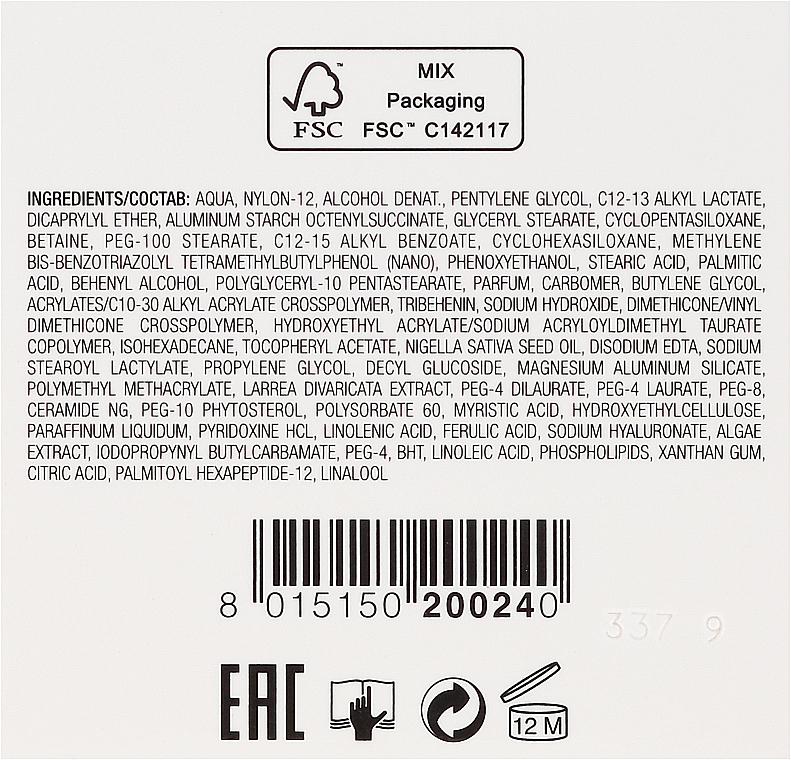 Crema facial antiedad seborreguladora con ceramidas y extracto de algas - Collistar Anti-Age Sebum-Balancing — imagen N3