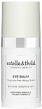 Perfumería y cosmética Bálsamo para contorno de ojos hipoalergénico con extracto de avena - Estelle & Thild BioCalm Eye Balm