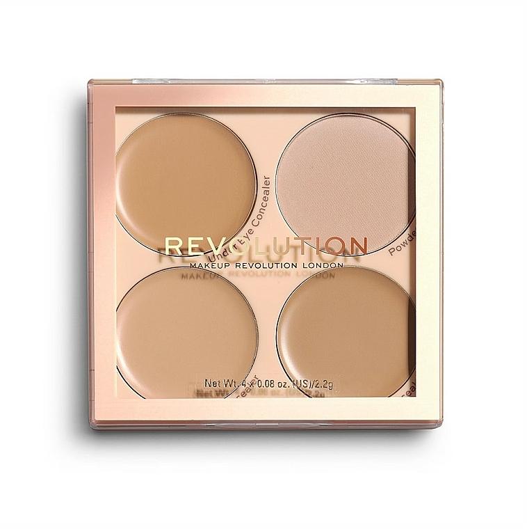 Paleta de correctores - Makeup Revolution Base