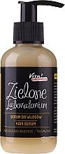 Perfumería y cosmética Sérum de cabello para volumen con aceite de lavanda - Zielone Laboratorium