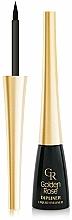 Perfumería y cosmética Delineador de ojos - Golden Rose Dipliner Liquid Eyeliner