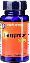 Perfumería y cosmética Complemento alimenticio de L-Arginina, 50 cápsulas - Holland & Barrett L-Arginine 500mg