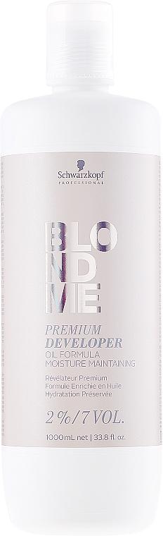 Loción activadora del color - Schwarzkopf Professional Blondme Premium Developer 2%