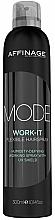 Perfumería y cosmética Laca de cabello, fijación flexible - Affinage Mode Work It Flexible Hairspray