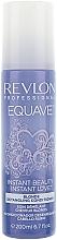 Acondicionador desenredante para cabello rubio - Revlon Professional Equave 2 Phase Blonde Detangling Conditioner — imagen N3