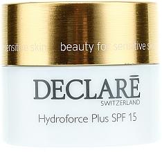 Crema de día antimanchas con protección SPF15 - Declare Hydroforce Plus SPF 15 Cream — imagen N2