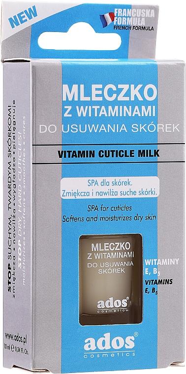 Aceite de cutículas con vitaminas - Ados — imagen N2