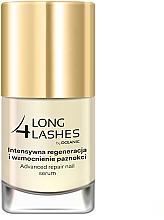 Perfumería y cosmética Sérum de uñas reparador con aceite de almendras dulces - Long4Lashes Nails Cica Recovery Care