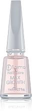Perfumería y cosmética Endurecedor de uñas - Flormar Nail Care Max Growth