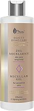 Perfumería y cosmética Gel micelar facial con extracto de algas - Ava Laboratorium Beauty Home Care Micellar Gel For Sensitive Skin
