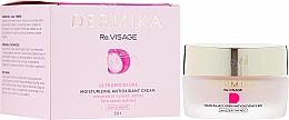 Perfumería y cosmética Crema facial antiedad con aceite de uva - Dermika Re.Visage