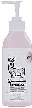 Perfumería y cosmética Gel natural de higiene íntima con geranio y arándano - Yope