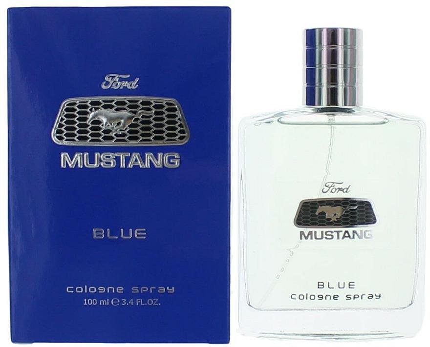 Ford Mustang Blue - Agua de colonia — imagen N1