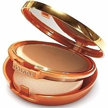 Perfumería y cosmética Base de maquillaje en polvo compacto, efecto bronceador - Collistar Tanning Compact Cream SPF 6