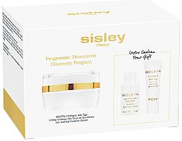 Perfumería y cosmética Sisleya L'Integral Anti-Age Eye And Lip Contour Cream Set - Set facial antiedad mini (crema/4ml + loción/15ml + crema contorno ojos y labios/15ml)