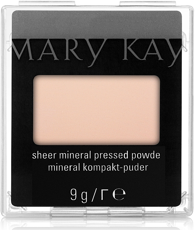 Polvo mineral prensado - Mary Kay Sheer Mineral Pressed Powder — imagen N1