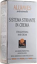 Perfumería y cosmética Crema alisadora sin amoniaco - Allwaves Straightening Hair Cream
