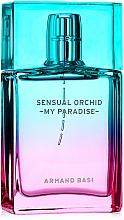 Perfumería y cosmética Armand Basi Sensual Orchid My Paradise - Eau de toilette