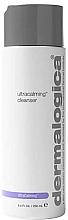 Perfumería y cosmética Gel limpiador facial con extracto de limón, lavanda y jengibre - Dermalogica UltraCalming Cleanser