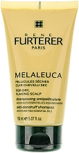 Perfumería y cosmética Champú anticaspa para cuero cabelludo seco con aceite de cártamo - Rene Furterer Melaleuca Anti-Dandruff Shampoo Dry Dundruff Scalp Moisturizer