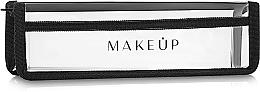 Perfumería y cosmética Neceser cosmético de silicona (24x8x6cm) - MakeUp Allvisible