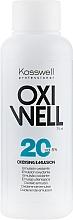 Perfumería y cosmética Emulsión oxidante 6% - Kosswell Professional Oxidizing Emulsion Oxiwell 6% 20vol