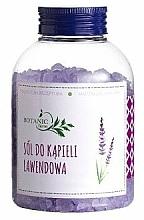 Perfumería y cosmética Sales de baño con lavanda - Botanic Farm