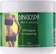 Perfumería y cosmética Exfoliante corporal con algas marinas - BingoSpa