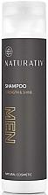 Perfumería y cosmética Champú vegano hidratante con salvia & cola de caballo - Naturativ Men Shampoo Strenght and Shine