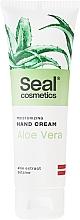 Perfumería y cosmética Crema de manos hidratante con glicerina & extracto de aloe - Seal Cosmetics Moisturizing Hand Cream