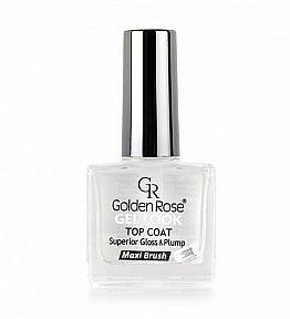 Top coat, efecto gel - Golden Rose Top Coat Gel Look