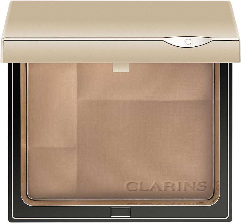 Polvo compacto mineral - Clarins Ever Matte Shine Control Mineral Powder Compact