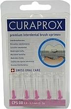 Perfumería y cosmética Cabezales de repuesto para cepillo interdental - Curaprox Prime CPS08 0.8-3.2mm