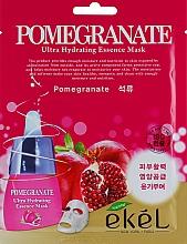 Perfumería y cosmética Mascarilla facial revitalizante con extracto de granada - Ekel Pomegranate Ultra Hydrating Essence Mask